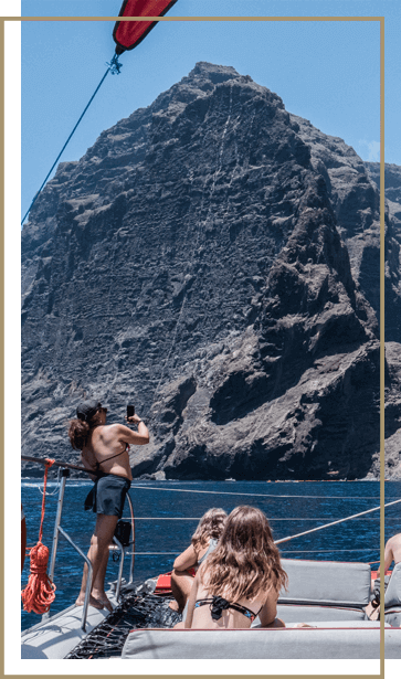 Freebird catamaran - incentive in Tenerife