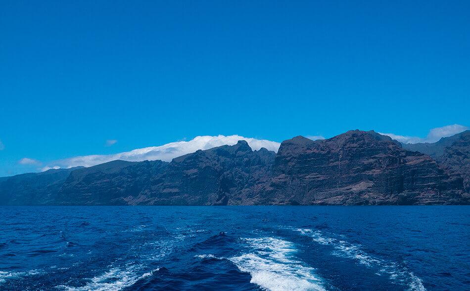 Masca boat trip in Tenerife