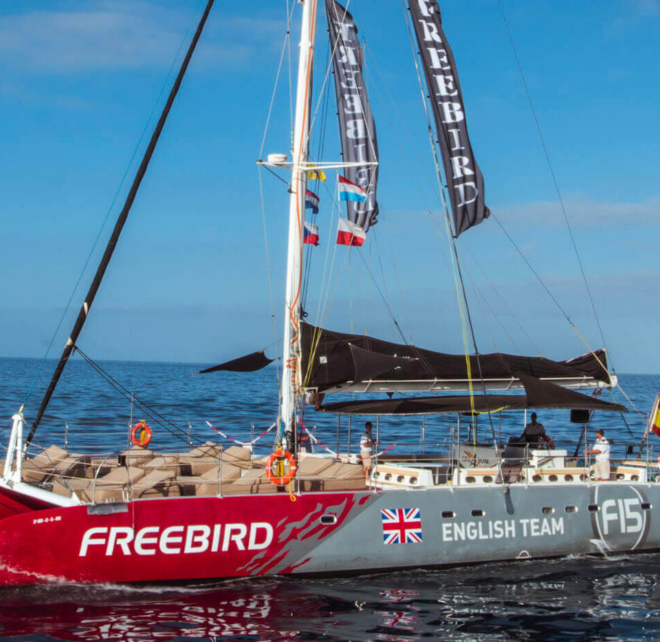 Freebird Catamarans F15 One 4 You
