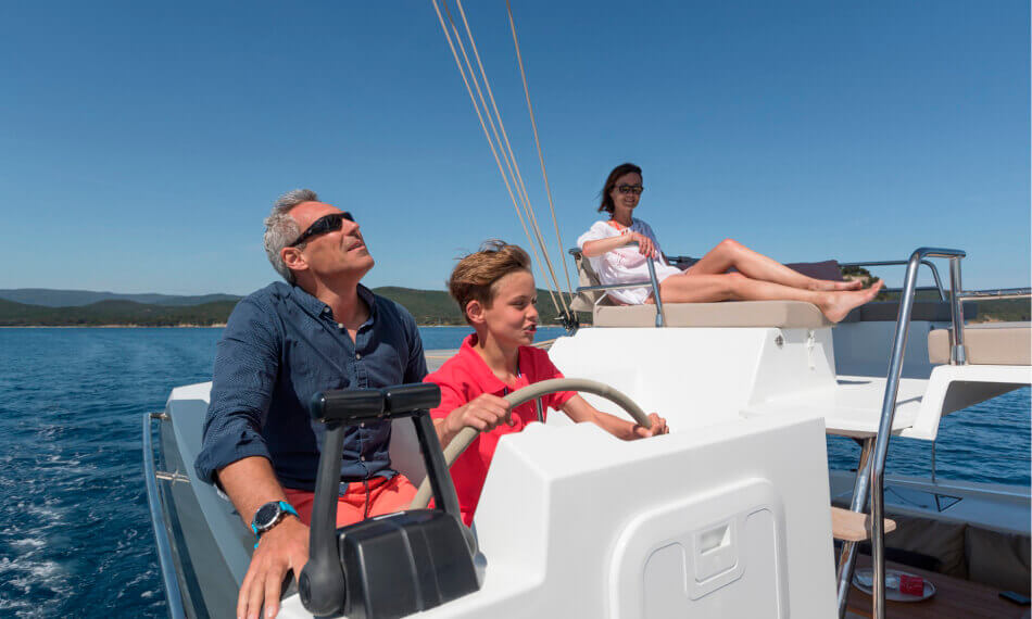 Boat cruises for families in Tenerife