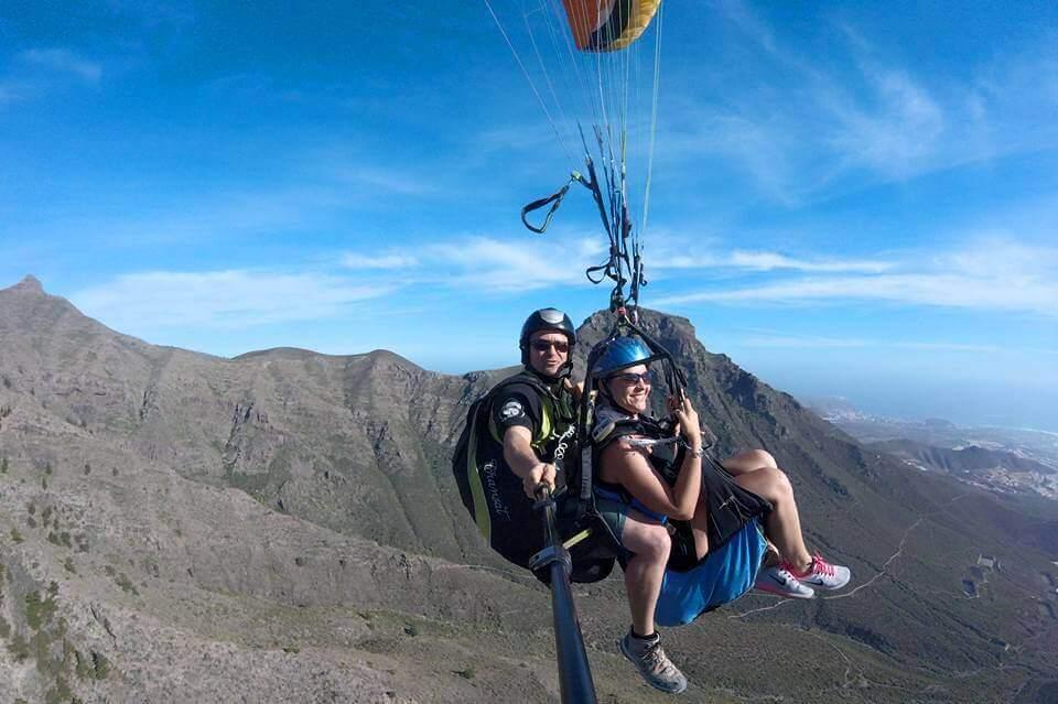 Teneriffa Paragliding Zentrum