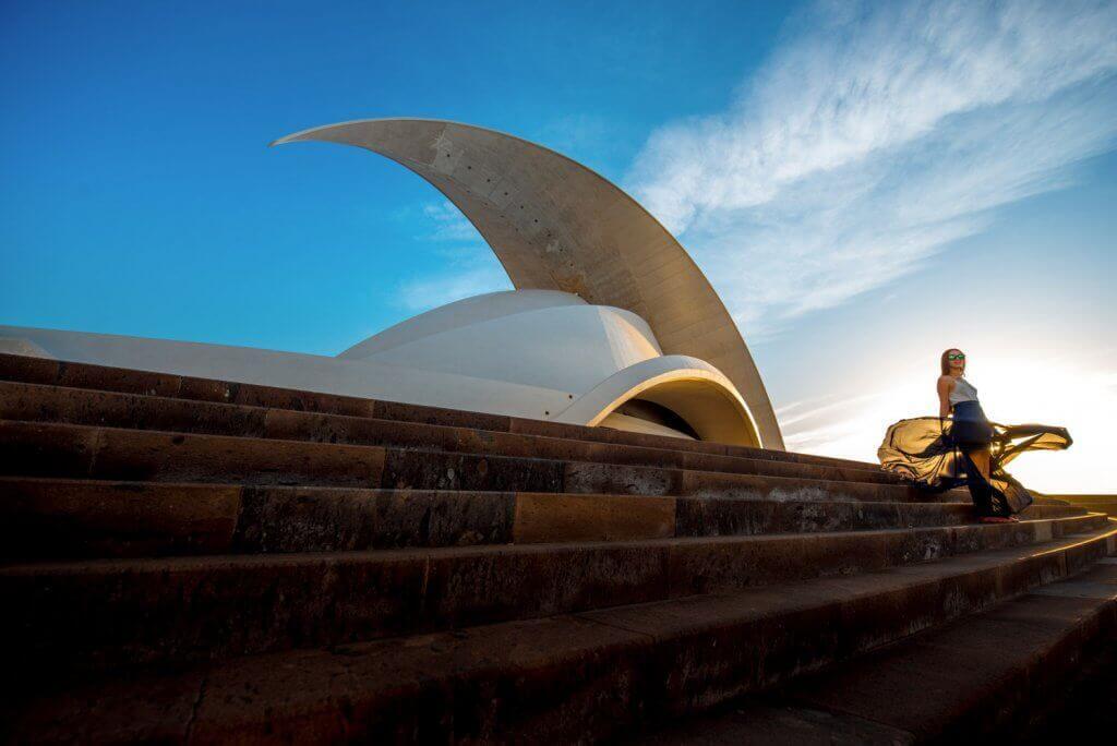 Auditorio de Tenerife, SANTA CRUZ DE TENERIFE, SPAIN