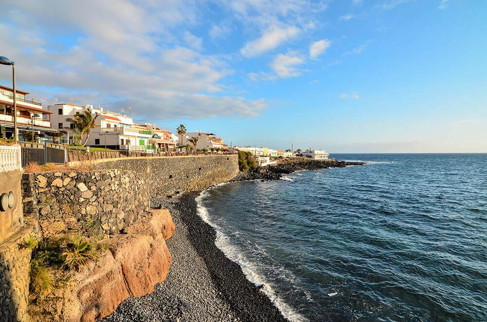 La Caleta de Adeje - Tenerife