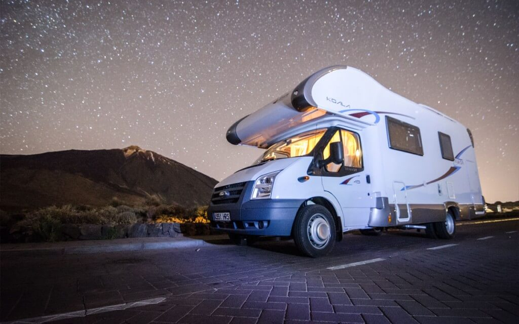 Rent a Camper Van: the best way to explore Tenerife