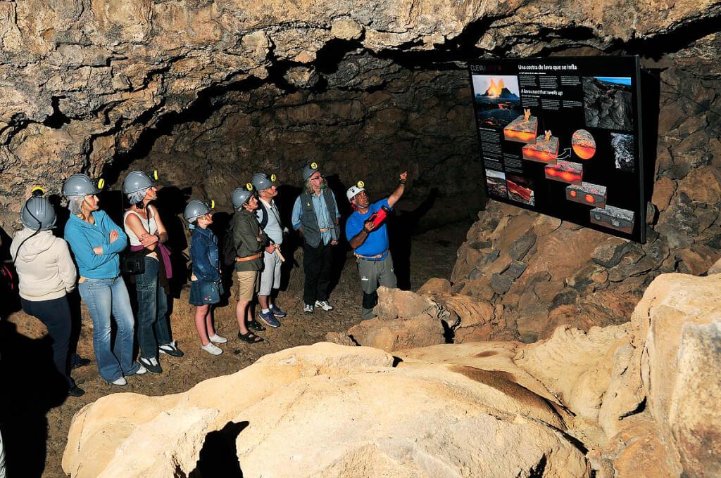 Cueva del Viento, en Icod de Los Vinos